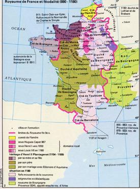 royaume de France et féodalité